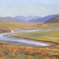 Lamar Valley Autumn