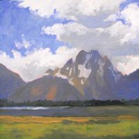 Teton Light Study
