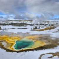 A Yellowstone Winter