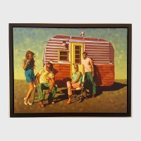 Michael Blessing - Camping at Gumbo Flats
