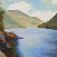 Lower Cascade Lake, Study