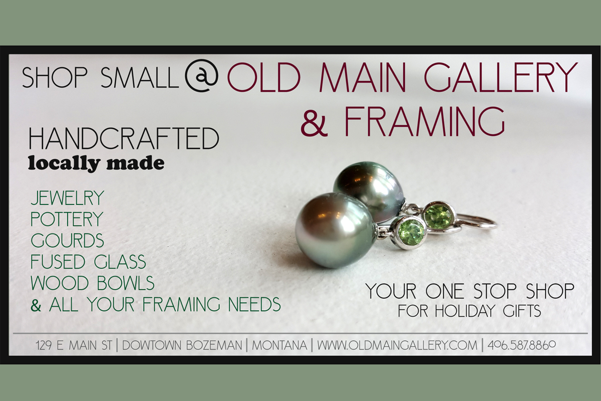 Shop Small for the Holidays – Old Main Gallery