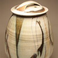 Lidded Jar I