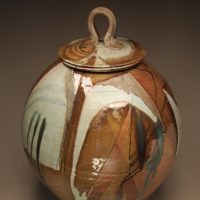 Lidded Jar III